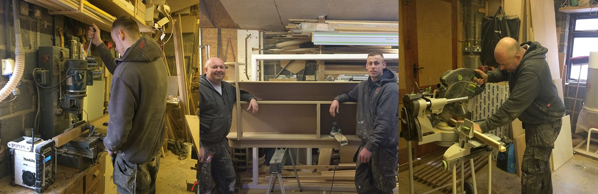 Progressive Joinery Ltd